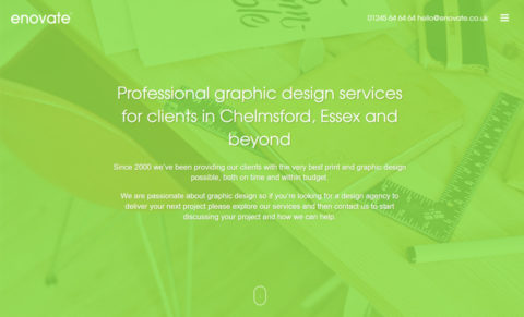 Graphic Design Essex