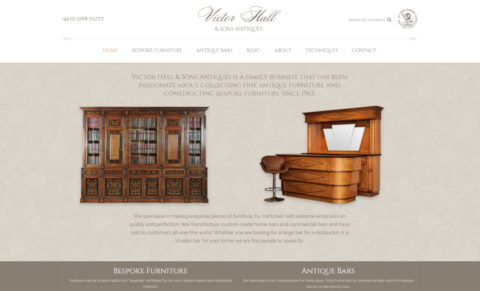 Victor Hall Antiques
